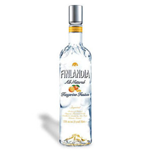 Finlandia Tangerine Vodka (750ml)