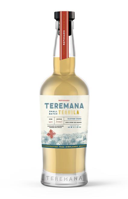 "Teremana Reposado Tequila -Dwayne ""The Rock"" Johnson's Tequila (750ml)"