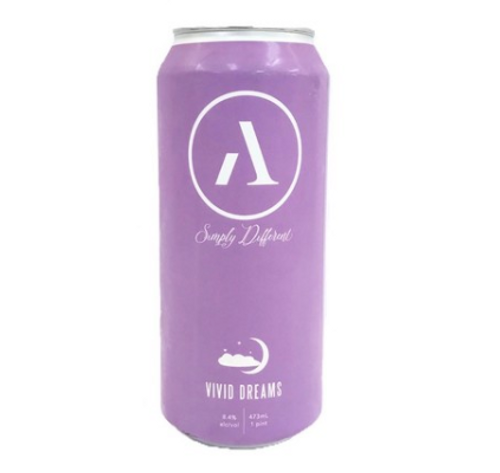 Abnormal Vivid Dreams Hazy Double IPA (16oz can)