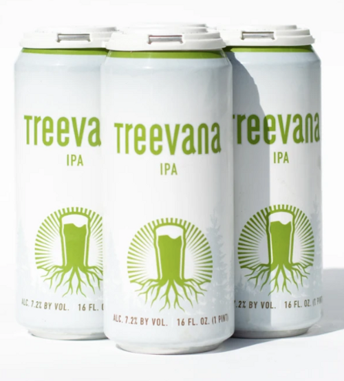 Buy Burgeon Beer Treevana IPA online at sudsandspirits.com and have it shipped to your door nationwide. Treevana IPA is a  West Coast IPA hopped with Mosaic & Amarillo