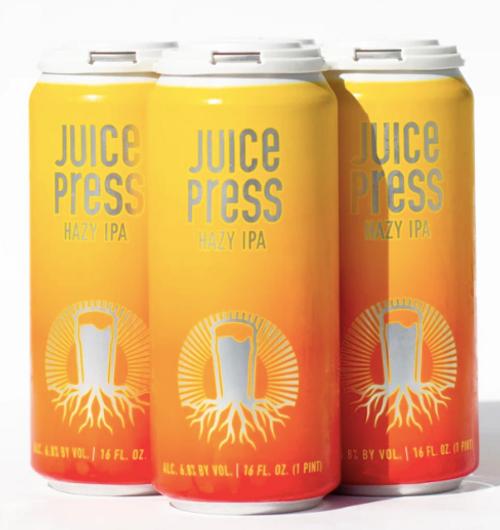 Buy Burgeon Beer Juice Press Hazy IPA online at sudsandspirits.com and have it shipped to your door nationwide. Juice Press Hazy IPA is hopped with Mosaic, Vic Secret, Citra, Simcoe. 6.8% ABV