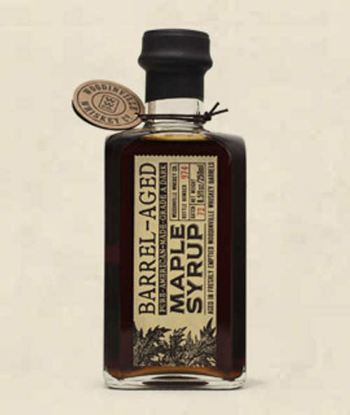 WOODINVILLE BARREL-AGED MAPLE SYRUP