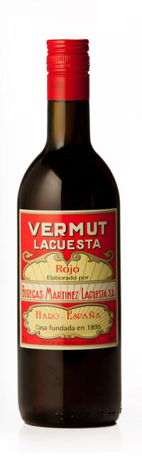 Lacuesta Rojo Vermouth (750ml)