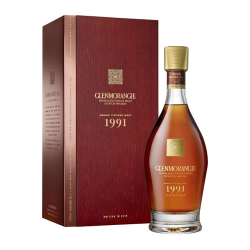 Glenmorangie Grand Vintage 1991 Highland Single Malt Scotch Whisky | 750ml