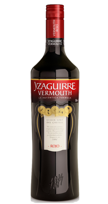 Yzaguirre Classic Red Vermouth (1 liter)