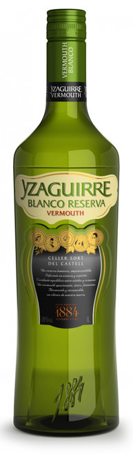 Yzaguirre Blanco Reserva Vermouth (1 liter)