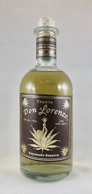 DON LORENZO Reposado Reserva (1.75 liter)