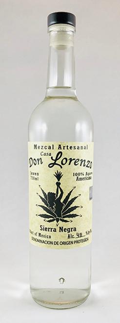 Don Lorenzo Sierra Negra (750ml)