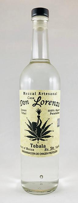 Don Lorenzo Mezcal Tobala (750ml)