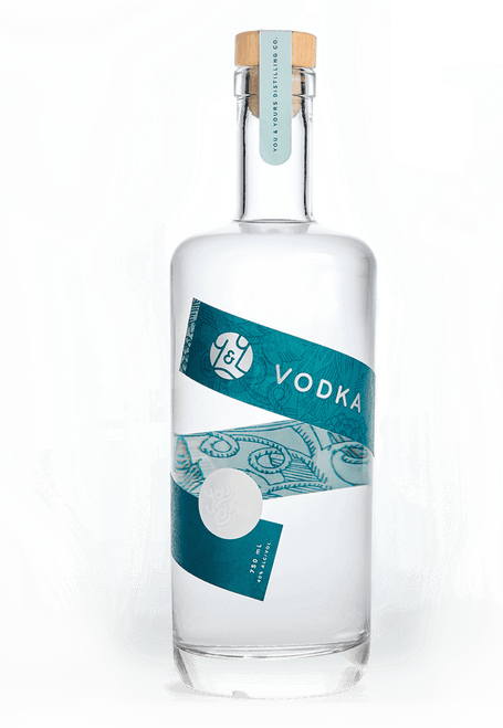 Y&Y Vodka (750ml). Our proprietary blend of corn, potato, and grape distillates provides a rich, satisfying texture, capped off by an elegant floral finish. Enjoy any way you like, as long as you're amongst friends.