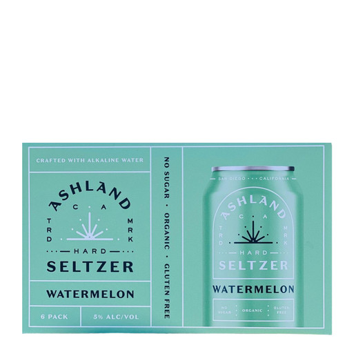 order online  Ashland Watermelon Seltzer  buy at Suds and Spirits