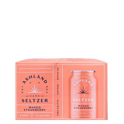Mango Strawberry Ashland Hard Seltzer
