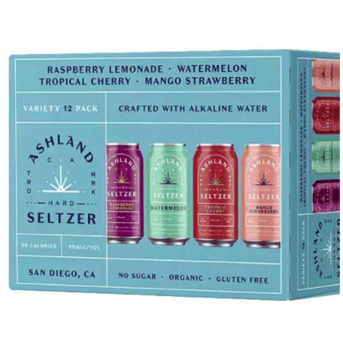 New Ashland Hard Seltzer Variety 12 pack