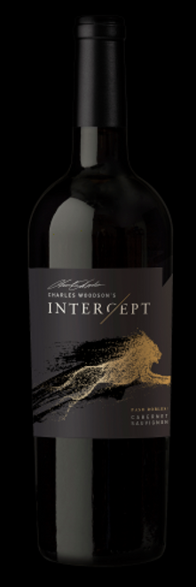 BuyAromas of black currant, sweet tobacco and spice. Flavors of dried blueberries, cedar and forest floor complement this wine's fine-grained tannins and well-balanced acidity.  Charles brings the same passion and hard work to wine as his once-in-a-lifetime career. With Intercept, the defensive great delivers a complex and diverse Paso Robles Cabernet Sauvignon that reflects his own storied journey.