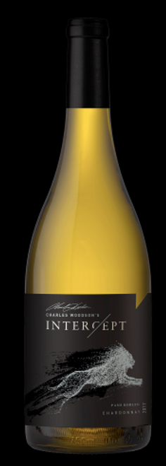 Buy Charles Woodson Intercept Wine Chardonnay online at sudsandspirits.com and have it shipped to your door nationwide. This Chardonnay is bright straw-gold in color, medium-bodied with notes of apple, peach and baking spices with a toasty oak finish and balancing acidity. Enjoy with seafood, roasted chicken, and fresh summer salads.  Our Chardonnay was brought in during the early morning hours and whole cluster pressed.