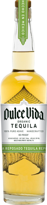 Buy Dulce Vida Organic Tequila Reposado online at sudsandspirits.com and have it shipped to your door nationwide.