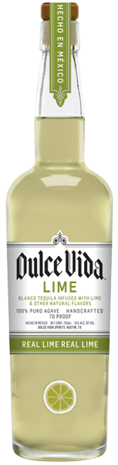 Buy Dulce Vida Organic Tequila Lime online at sudsandspirits.com and have it shipped to your door nationwide.