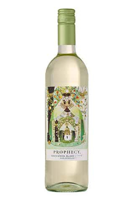 Prophecy Wine Marlborough Sauvignon Blanc (750ml)