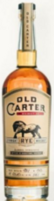 Buy Old Carter Straight Rye Whiskey Batch 6 online at sudsandspirits.com and have it shipped to your door nationwide.
