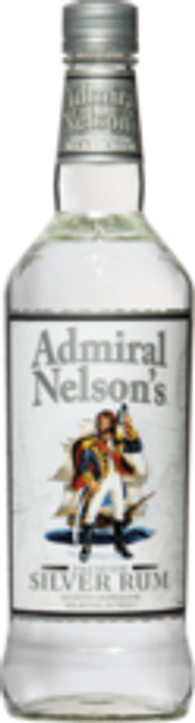Buy Admiral Nelson's Rum Premium Silver Caribbean Rum online at sudsandspirits.com and have it shipped to your door nationwide.