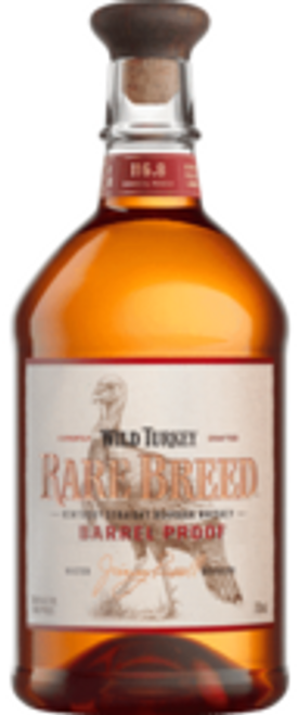 Buy Wild Turkey Rare Breed Barrel Proof Kentucky Straight Bourbon Whiskey online at sudsandspirits.com and have it shipped to your door nationwide.
