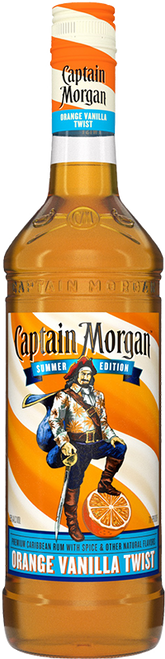 Buy Limited Edition Captain Morgan Orange Vanilla Twist online and have it shipped to you nationwide from sudsandspitis.com.