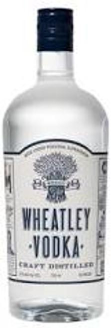 Wheatley Vodka: Craft Vodka from Buffalo Trace Distillery | 750ml
