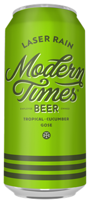 Buy Modern Times- Laser Rain Gose online at sudsandspirits.com and have it shipped to your door nationwide.