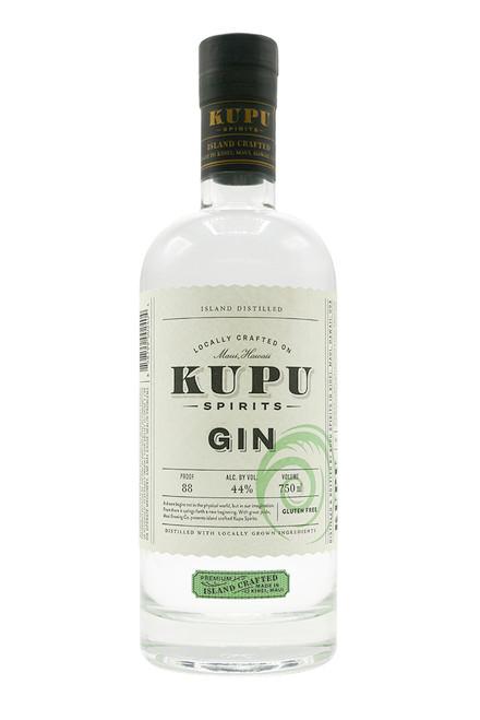 Kupu Spirits Gin (750ml)  Kupu Spirits Gin (750ml) 44%- Island Crafted Gin -