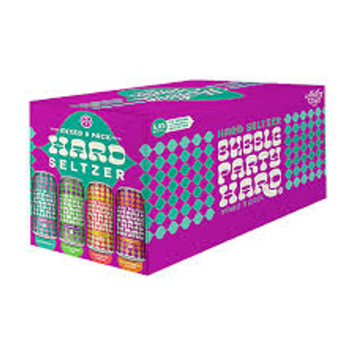 Buy Modern Times Bubble Party Hard Seltzer Mixed Pack online at sudsandspirits.com and have it shipped to your door nationwide.