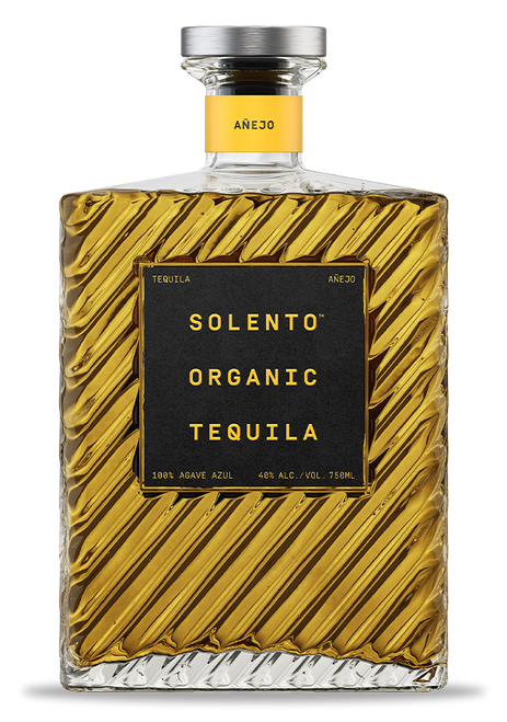 Buy Solento Organic Tequila Añejo online at sudsandspirits.com and have it shipped to your door nationwide.