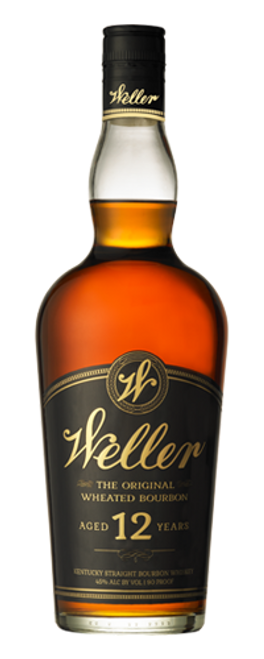 W.L. Weller 12 Year Wheated Bourbon aged 12 years