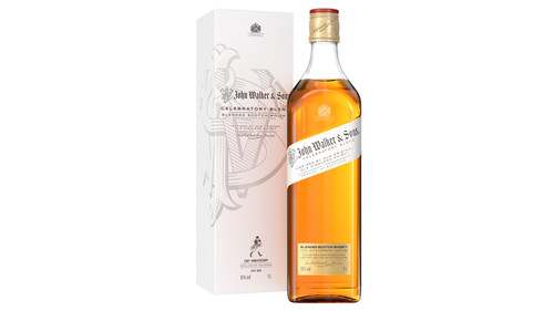 Buy John Walker & Sons Celebratory Blend Limited Edition Scotch Whisky online at sudsandspirits.com and have it shipped to your door nationwide