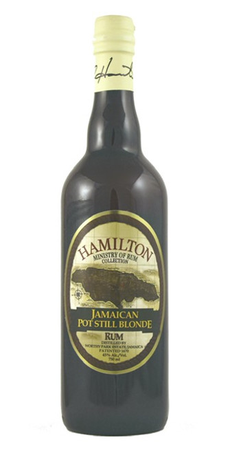 Buy Hamilton Jamaican Pot Still Blonde Rum online at sudsandspirits.com and have it shipped to your door nationwide.