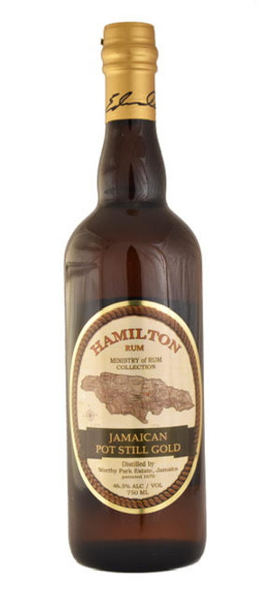 Buy Hamilton Jamaican Pot Still Gold Rum online at sudsandspirits.com and have it shipped to your door nationwide.