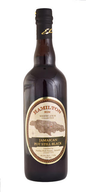 Buy Hamilton Jamaican Pot Still Black Rum online at sudsandspirits.com and have it shipped to your door nationwide.