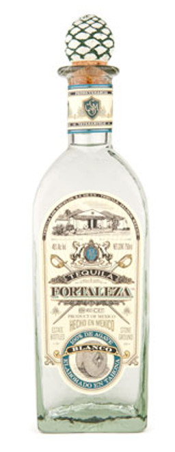 Buy Fortaleza Blanco Tequila online at sudsandspirits.com and have it shipped to your door nationwide.