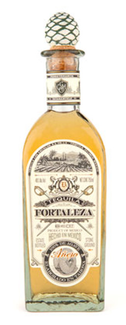 Buy Fortaleza Anejo Tequila online at sudsandspirits.com and have it shipped to your door nationwide.