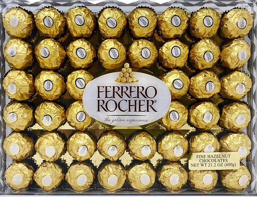 Buy Ferrero Rocher Fine Hazelnut Chocolates online at sudsandspirits.com and have it shipped to your door nationwide.