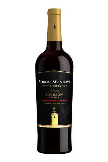 Buy Robert Mondavi Bourbon Barrel Aged Cabernet Sauvignon Private Selection online at sudsandspirits.com and have it shipped to your door nationwide.