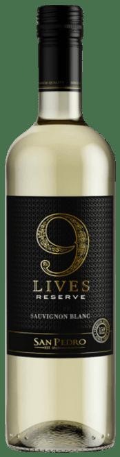 Buy 9 Lives Reserve Sauvignon Blanc online at asudsandspirits.com