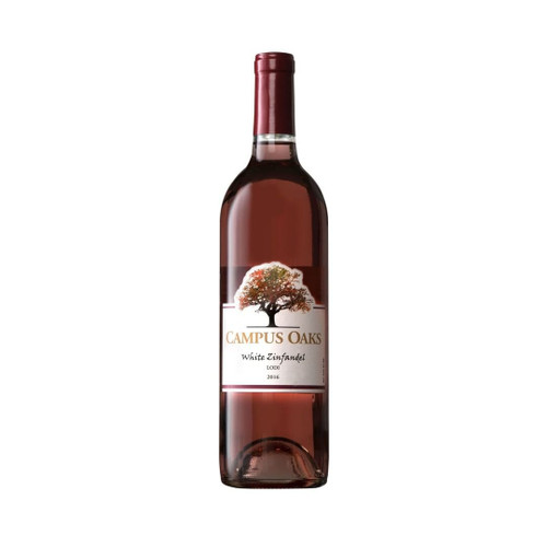 Buy Campus Oaks White Zinfandel wine online at sudsandspirits.com and have it shipped to your door nationwide.