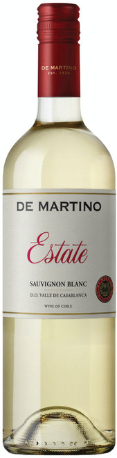 Buy De Martino Estate Sauvignon Blanc Wine online at sudsandspirits.com and have it shipped to your door nationwide.