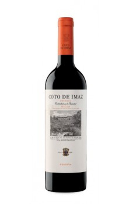 Buy El Coto de Imaz Reserva Wine online at sudsandspirits.com and have it shipped to your door nationwide.