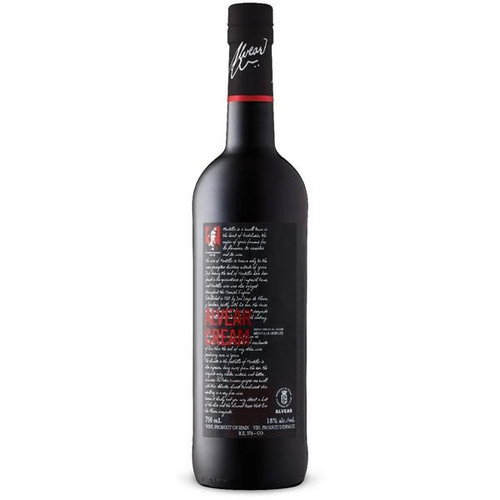 Alvear Cream Sherry Wine (750ml)