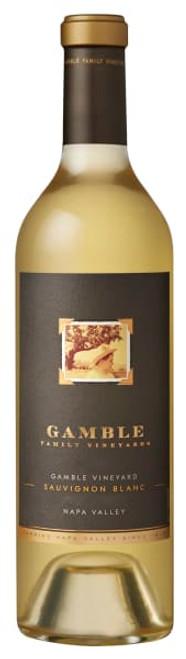 Buy Gamble Family Vineyards Gamble Vineyard Sauvignon Blanc wine online at sudsandspirits.com and have it shipped to your door nationwide.