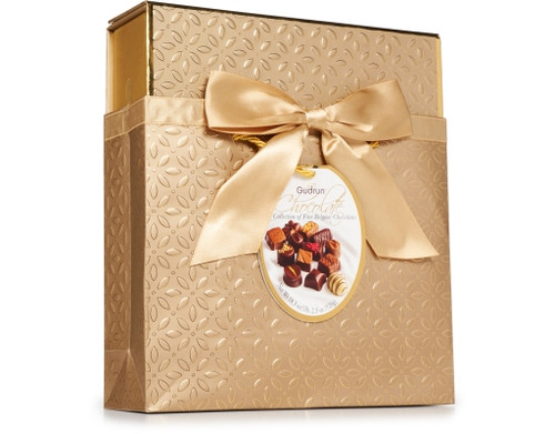 Gudrun Fine Belgian Chocolates 18.7 oz