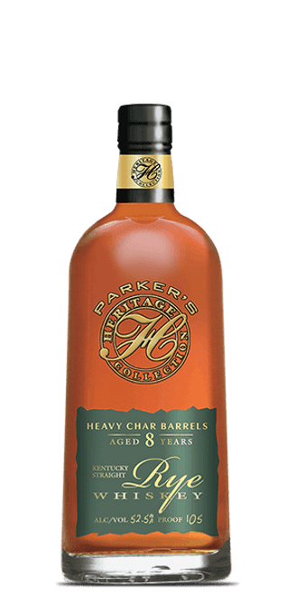 Buy Parker's Heritage Collection 13th Edition 8 Year Old Rye online at sudsandspirits.com and have it shipped to your door nationwide.