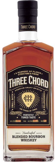 Buy Three Cord Blended Bourbon Whiskey online at sudsandspitits.com and have it shipped to your door nationwide.