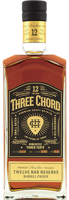 Buy Three Cord Twelve Bar Reserve Whiskey online at sudsandspirits.com and have it shipped to your door nationwide.